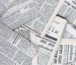 Papel jornal